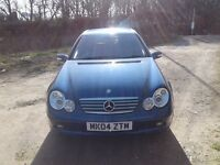 Mercedes C200 2.2 CDi Sport Coupe
