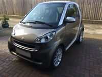 Smart fortwo MHD Passion - fully automatic