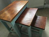 Coffee tables (nest of 3)
