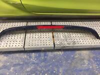 Fiesta mk8 boot spoiler