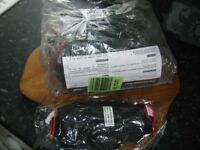 12 pair Arco Lycra & Latex Black work Gloves brand new