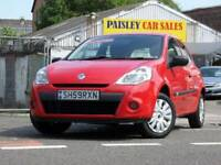 Renault Clio 1.2 16V Extreme 3dr (red) 2009