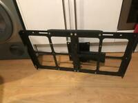 Tv stand wall brackets used for Sony Bravia