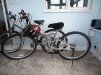 Next Leto DX Folding Bicycles