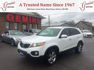 2013 Kia Sorento EX AWD Leather Camera Bluetooth New Brakes