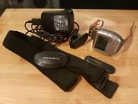 Garmin Forerunner 310XT with chest strap