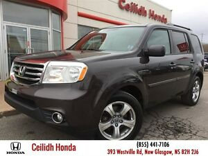 2015 Honda Pilot EX-L w/RES Lease Return Highway Commuter