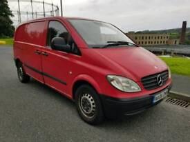 2008 Mercedes Vito 109 CDI Compact 2.2 Diesel ** No Vat **