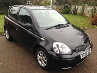 2005 Toyota Yaris 1.3 VVT-i Colour Collection 5dr, Full Service History & Just Been Serviced