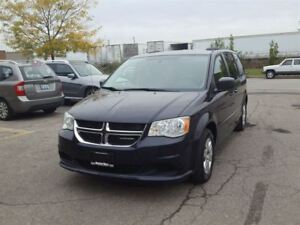2011 Dodge Grand Caravan Full Stow&Go Accident Free