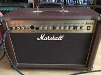 Marshall AS50D 50 watt Acoustic, Vocal and Electric Guitar Amplifier