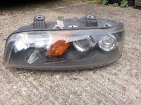 Fiat Punto 2000 ELX N/S Headlight