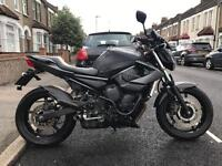 2011 Yamaha XJ6N with immobiliser and factory fitted alarm