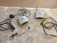 Nikkai audio video sender kit