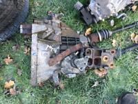 Toyota Aygo Citroen C1 Peugeot 107 Toyota Yaris 2008 gearbox 1.0 petrol