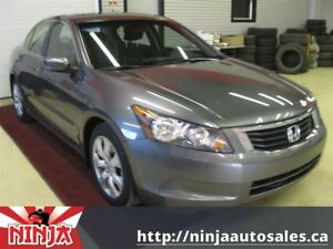 2010 Honda Accord EX Sunroof Auto Safetied