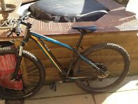 2016 rockhopper sport and 2008 specialized xc comp