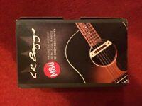 L R Baggs M80 Acoustic Guitar Soundhole Pickup