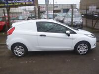 Ford FIESTA Trend TDCI,1399 cc car derived van,2 previous owners,2 keys,runs and drives very well