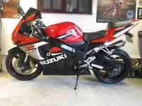 ~ 2005 SUZUKI GSXR 600 K5 LOW MILES GSXR600 1000 R6 CBR ~