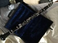 Boosey & Hawkes 8-10 Professional Bb Clarinet in case