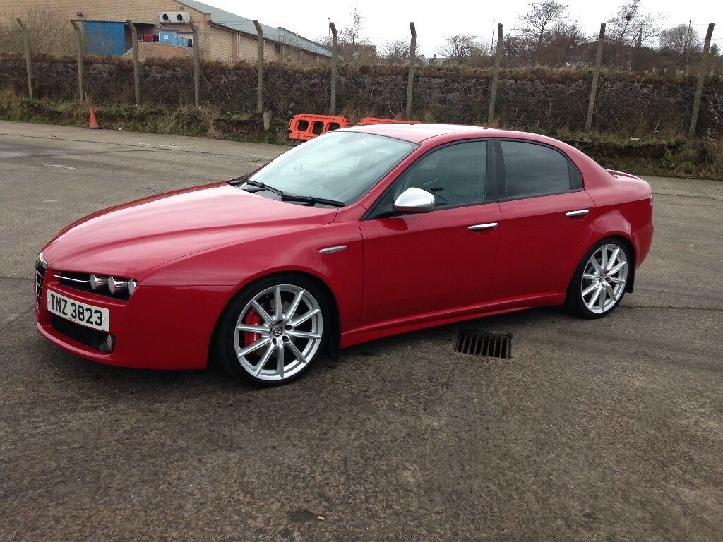 alfa 159 ti 2 4 diesel 210bhp in ballymoney county. Black Bedroom Furniture Sets. Home Design Ideas