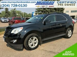 2012 Chevrolet Equinox 1LT AWD *Backup Camera* *Heated Cloth*