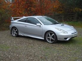 Toyota celica 2003 not bora/civic/toledo/bmw/clio/corsa/vectra/renault/206/306/406/cheap