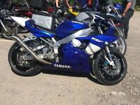 Yamaha R1 2000