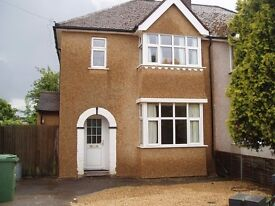 3/4 Bed House, Central Headington, Oxford, Ideal for Family or Professional Couple (No HMO Licence)