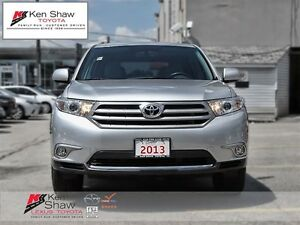 2013 Toyota Highlander LEATHER PACKAGE
