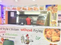 Chicken Shop for Sale in South-end-onSea