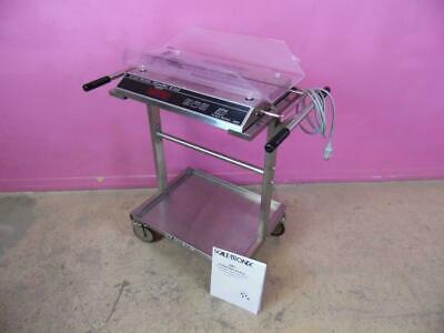 Scale-tronix 4800 Pediatric Infant Baby Scale On Rolling Cart Kilos Only