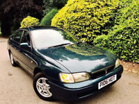 **ONLY DRIVEN 28K** TOYOTA CARINA E 1.8 SI 5 DOORS + FULL TOYOTA HISTORY + LTD EDITION + VERY CLEAN!