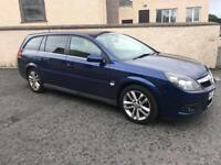 VAUXHALL VECTRA 1.9 CDTI SRI ESTATE MOT APRIL 19 FINANCE FROM ONLY £80 PER MONTH MAY PART X TIDY CAR