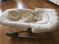 Mamas and Papas Wave Rocker with 2 Neutral Covers