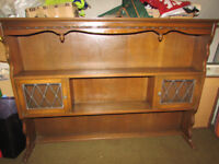 Old Charm Sideboard/dresser top, great condition, not needed now