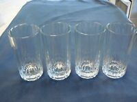 4 original vintage Paloma highball/tumbler glasses, in excellent condition