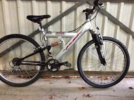 SERVICED ALLOY RALEIGH BIKE -FREE DELIVERY TO OXFORD!