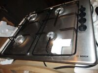 NEW IN BOX BOSCH gas cooker top.
