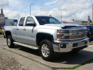 2015 Chevrolet SILVERADO 2500HD LT Z71 4X4|6.0L V8 GAS|BACK.UP C