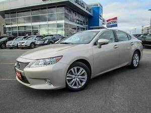 2013 Lexus ES 350 SUNROOF/SMART KEY/PUSH BUTTON START