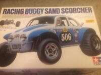 Tamiya sand scorcher buggy