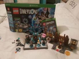 Lego dimensions Xbox one bundle!!