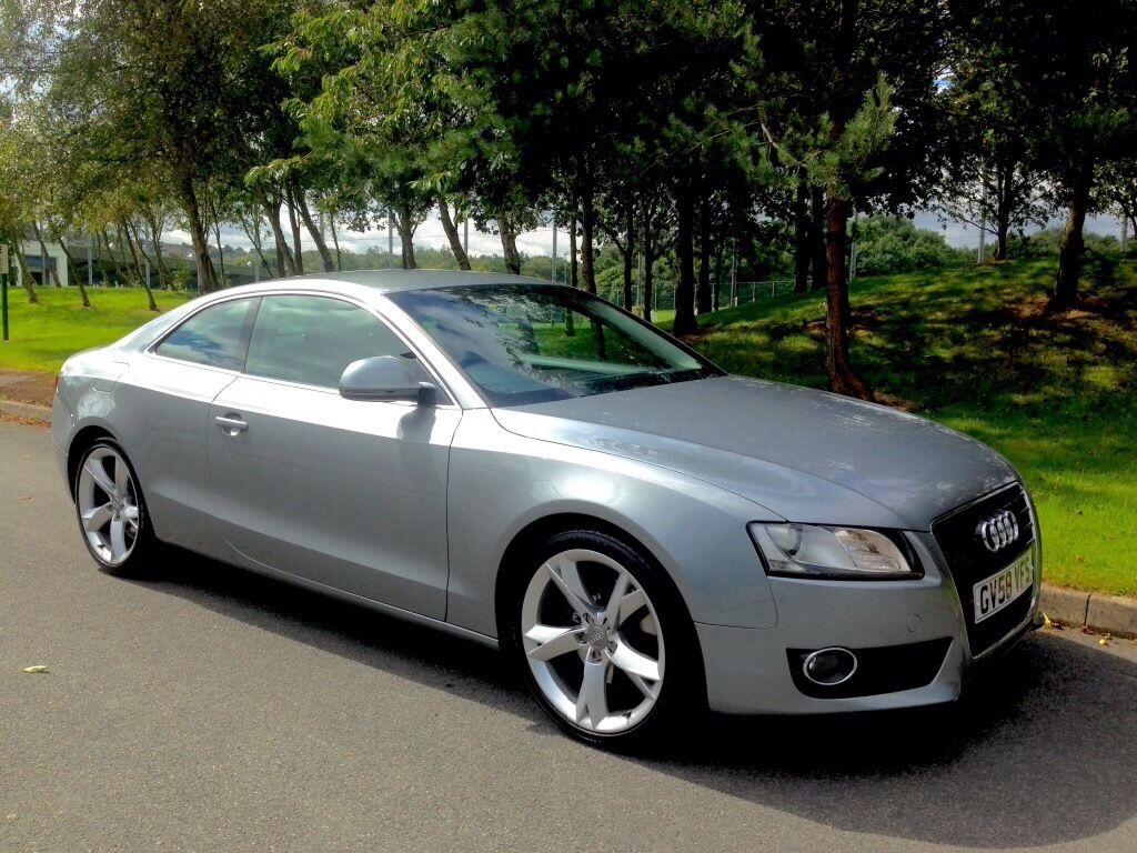 audi a5 3 0 tdi sport quattro v6 automatic coupe s line 19 inch wheels px swap in bradford. Black Bedroom Furniture Sets. Home Design Ideas