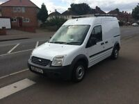 ford transit connect t230 90ps 1.8 lwb hightop