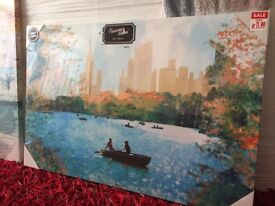 Glitter canvas large painting, brand new in original packaging