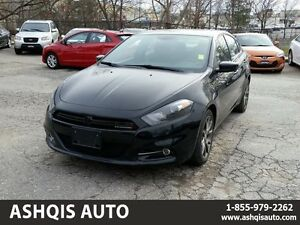 2014 Dodge Dart SXT Rallye Edition