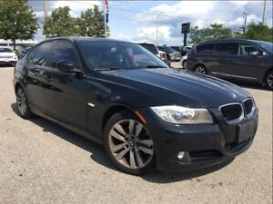 2011 BMW 323I i**LEATHER**POWER SUNROOF**