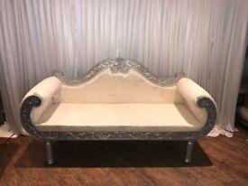 3 piece SOFA set for Weddings / Events & Decor